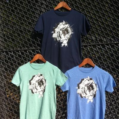 Super Sidekick t-shirts